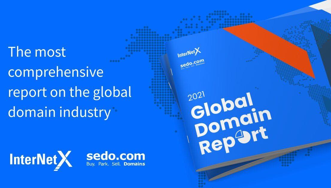 Kompāniju sedo.com un InterNet globālā domēnu tirgus 2021 apskats